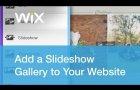 איך ליצור גלריה באתר באמצעות וויקס